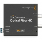Blackmagic design Mini Converter - Optical Fiber 4K