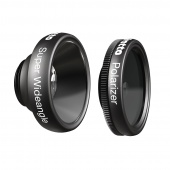 Manfrotto MOKLYP6-SWP Объективы super wideangle, polarizer lenses для iPhone 6